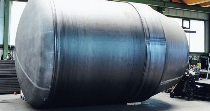 Umformtechnik: Behälter- und Apparatebau