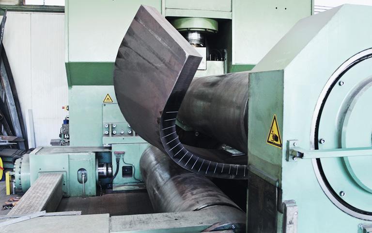 Umformtechnik: Walzteile, Scheren und Rundwalzen