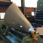 Dreiwalzen-Biegemaschine 1200 mm