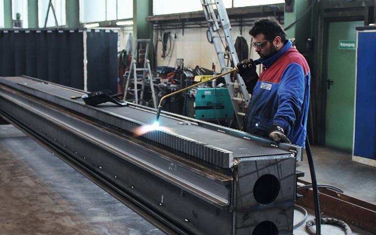 Maschinenbau bei Mudersbach
