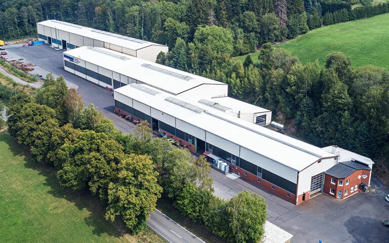 Mudersbach GmbH & Co. KG at Friedwald